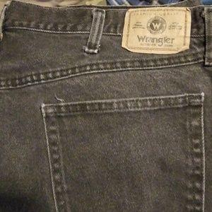 7f7416e8 Wrangler Jeans | Euc Rock 47 Denim By Wrangle 33x34 | Poshmark